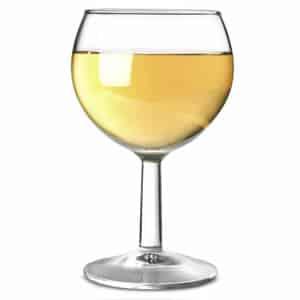 Arcoroc Ballon Wine Glasses Tempered 8.8oz / 250ml (Pack of 12) Image