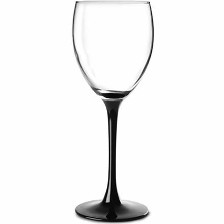 Arcoroc Domino Wine Glasses 8.8oz / 250ml (Pack of 4)