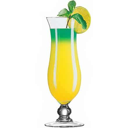 Arcoroc Elegance Hurricane Cocktail Glasses 8.8oz / 250ml (Pack of 6)