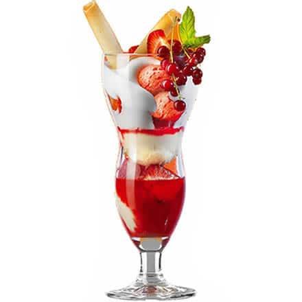 Arcoroc Hawaii Dessert Glasses 15.5oz / 440ml (Case of 24) Image