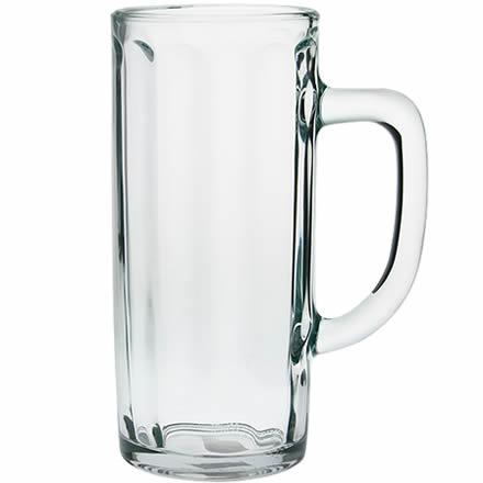 Arcoroc Minden Beer Tankards 22oz / 630ml (Pack of 6)
