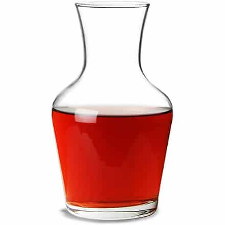 Arcoroc A Vin Carafe 17.6oz / 500ml (Case of 12)