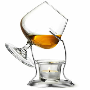 bar@drinkstuff Brandy Glass & Brandy Warmer Image