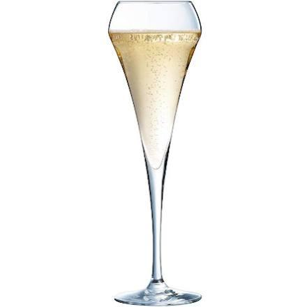 Chef & Sommelier Open Up Effervescent Champagne Flutes 7oz / 200ml (Set of 6)