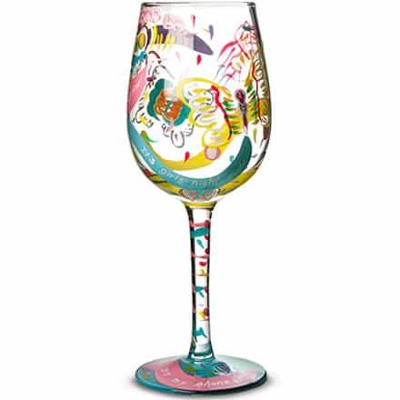Lolita Social Butterfly Wine Glass 15.5oz / 440ml (Single)