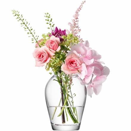 LSA FLOWER Mini Bouquet Vase 9.5cm (Single)