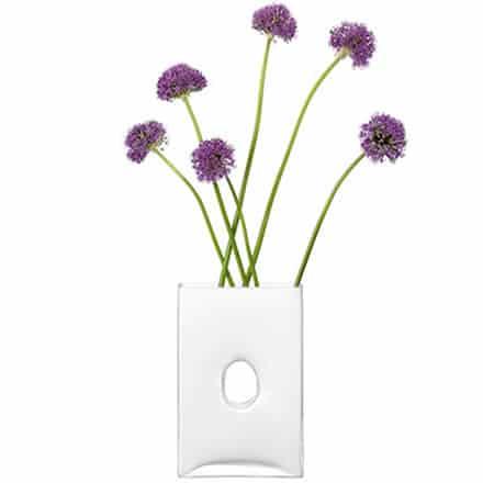LSA Ono Vase White 30cm (Single) Image