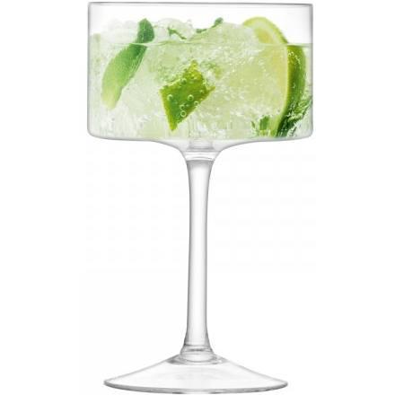 LSA OTIS Champagne & Cocktail Glasses 9.5oz / 280ml (Set of 4)