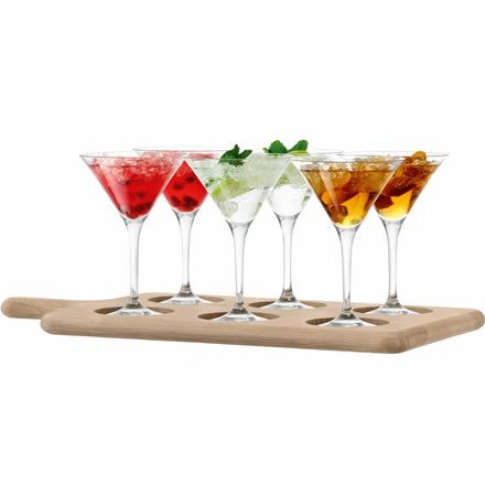 LSA Paddle Cocktail Set & Oak Paddle Image