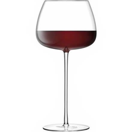 LSA WINE CULTURE Red Wine Balloon Glasses 20.7oz / 590ml (Set of 2) Image