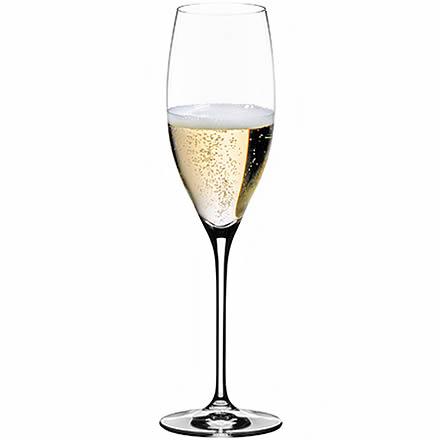 RIEDEL vinum Cuvée Prestige Champagne Flutes 6416/48 8oz / 230ml (Set of 2)