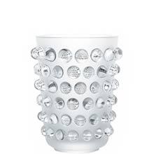Lalique Mossi Vase Clear 21cm (Single) Image
